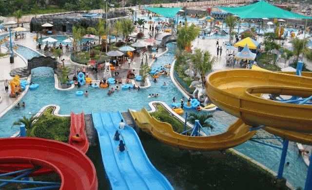 The Mountain Recreation Park wisata kuningan hits