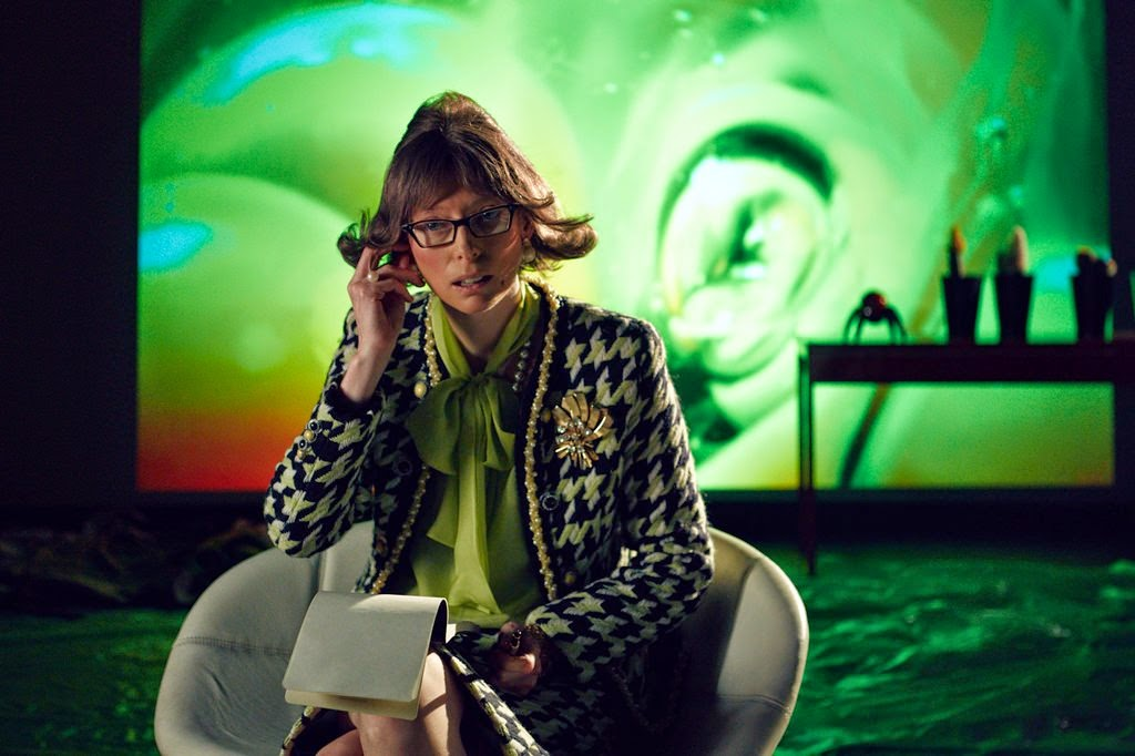the zero theorem tilda swinton