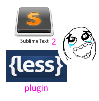 codingtrabla: Sublime Text 2: less syntax highlighting ...