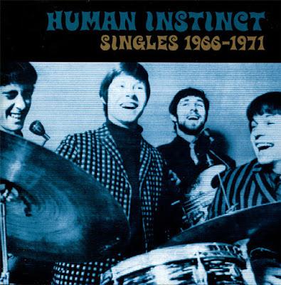 The Human Instinct - Singles 1966-1971