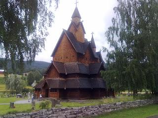 Stavkirken i Heddal
