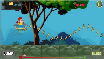 Monkey Skater - Free Adventure Game For Android