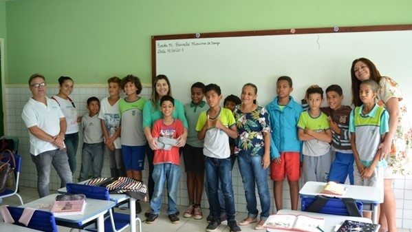 Programa Saúde na Escola chega a escolas dos bairros Cruz e Alecrim