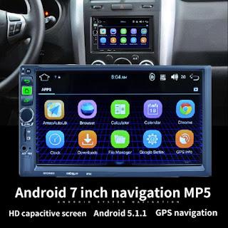 autoradio android 7.1 con telecomando 8702