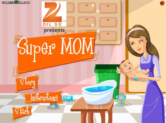 Zee Dil Se Blog Play Super Mom Game On Zee Dil Se