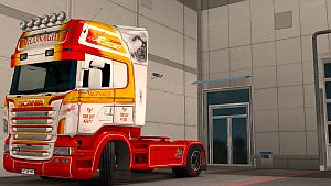 McConaghy skin for Scania RJL