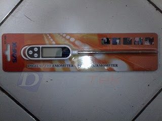 Darmatek Jual Sanfix ST-300 Digital Food Thermometer