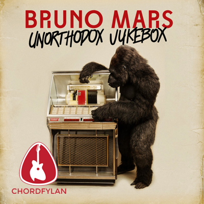 Lirik dan chord When I Was Your Man - Bruno Mars