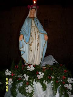 Nossa Senhora das Graças - Coroação 2009.