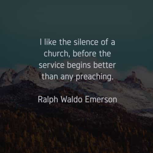 Church quotes and sayings that will surprise you