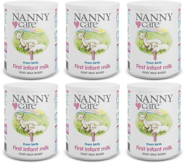 Why You Might Choose the Nanny Care Goat Milk Formula for Your Baby