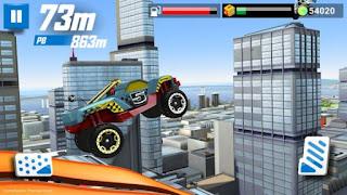 Hot Wheels Race Off Mod Apk