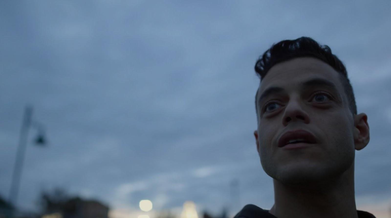 Fotograma del season finale de Mr. Robot