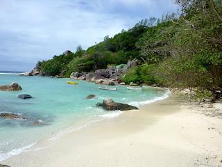 Anse Gouvernement - Mahé - Seychelles