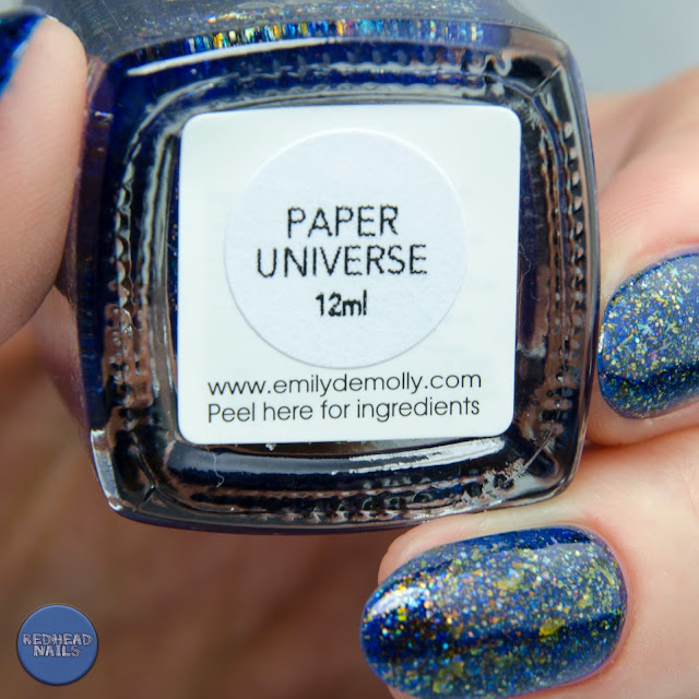 Emily de Molly Paper Universe swatch
