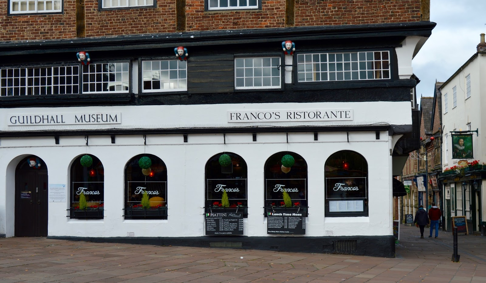 Great Days Out with Northern  | Our Day Trip to Carlisle by Train - Franco's Italian Restaurant