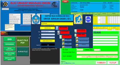 Aplikasi Untuk Guru SD SMP SMA SMK Download Lengkap