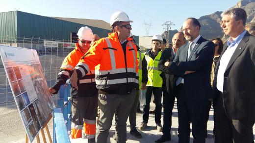 Economía invierte 2,2 millones de euros para modernizar trece polígonos industriales de La Vega Baja