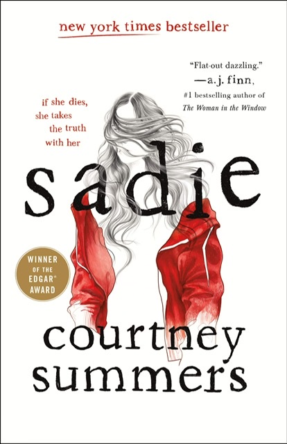 Sadie by Courtney Summers | Superior Young Adult Fiction