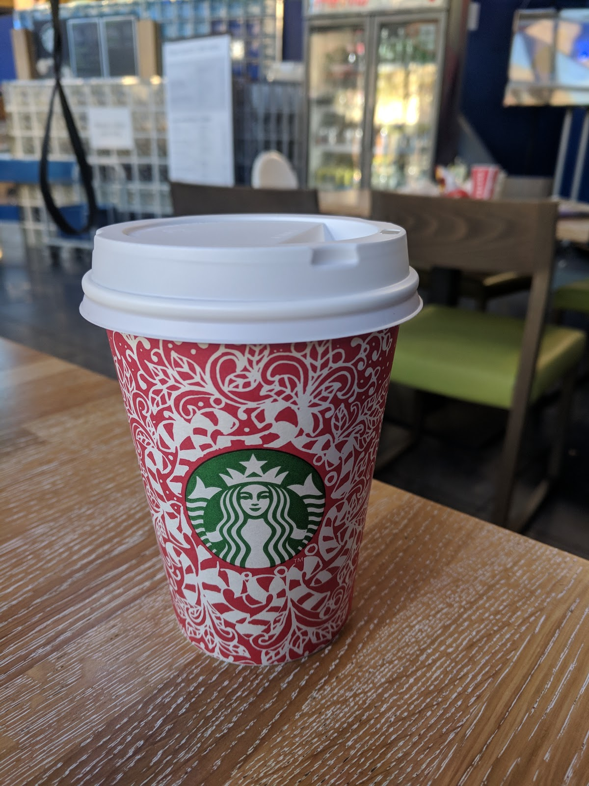11 ways to still have a magical Christmas when your children are too old for Santa  - starbucks christmas hot chocolate