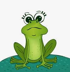 Acertijo de la rana