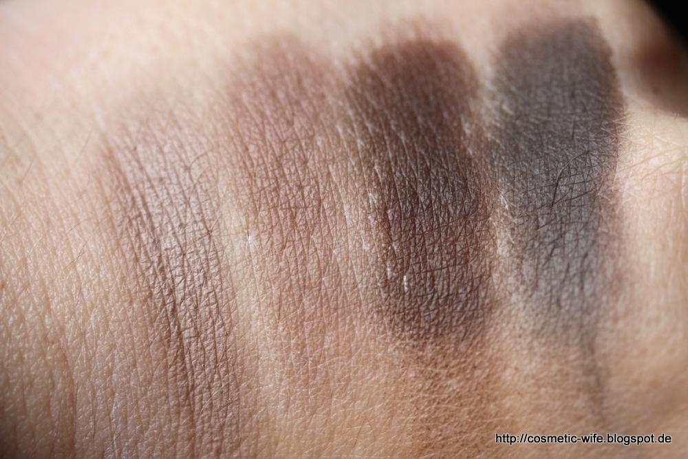 Amu Mit Alverde Nougat Shades Noch Ein Make Up Blog