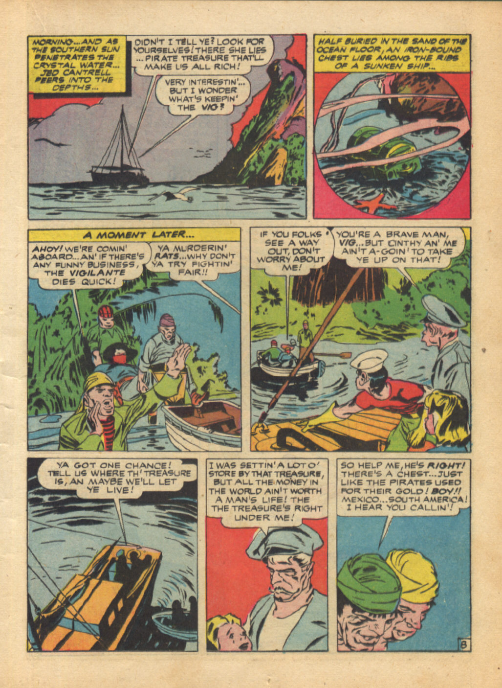 Read online Action Comics (1938) comic -  Issue #64 - 23