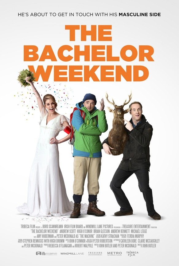 The Bachelor Weekend (The Stag)