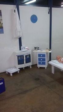 Cantinho do Consultório Médico - O brincar na Educação Infantil