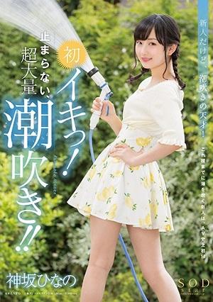 Hinako Kamisaka's First Lucky!Do Not Stop, Super Large Squirt! It Is! [STAR-801 Kamisaka Hinano]