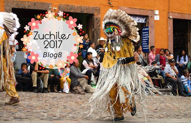 Entrada de los zuchiles 2017 - Blog 8