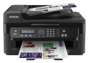 Epson WorkForce WF-2530WF Driver Download - Windows, Mac