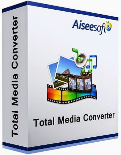 Aiseesoft Total Media Converter Registration Code Free Download