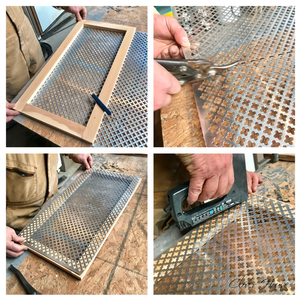 Clover House DIY Return Air Vent Grille Return air vent