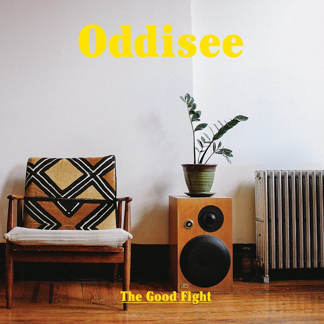 """Listen to """"The Good Fight"""" album by Oddisee on Bandcamp"""