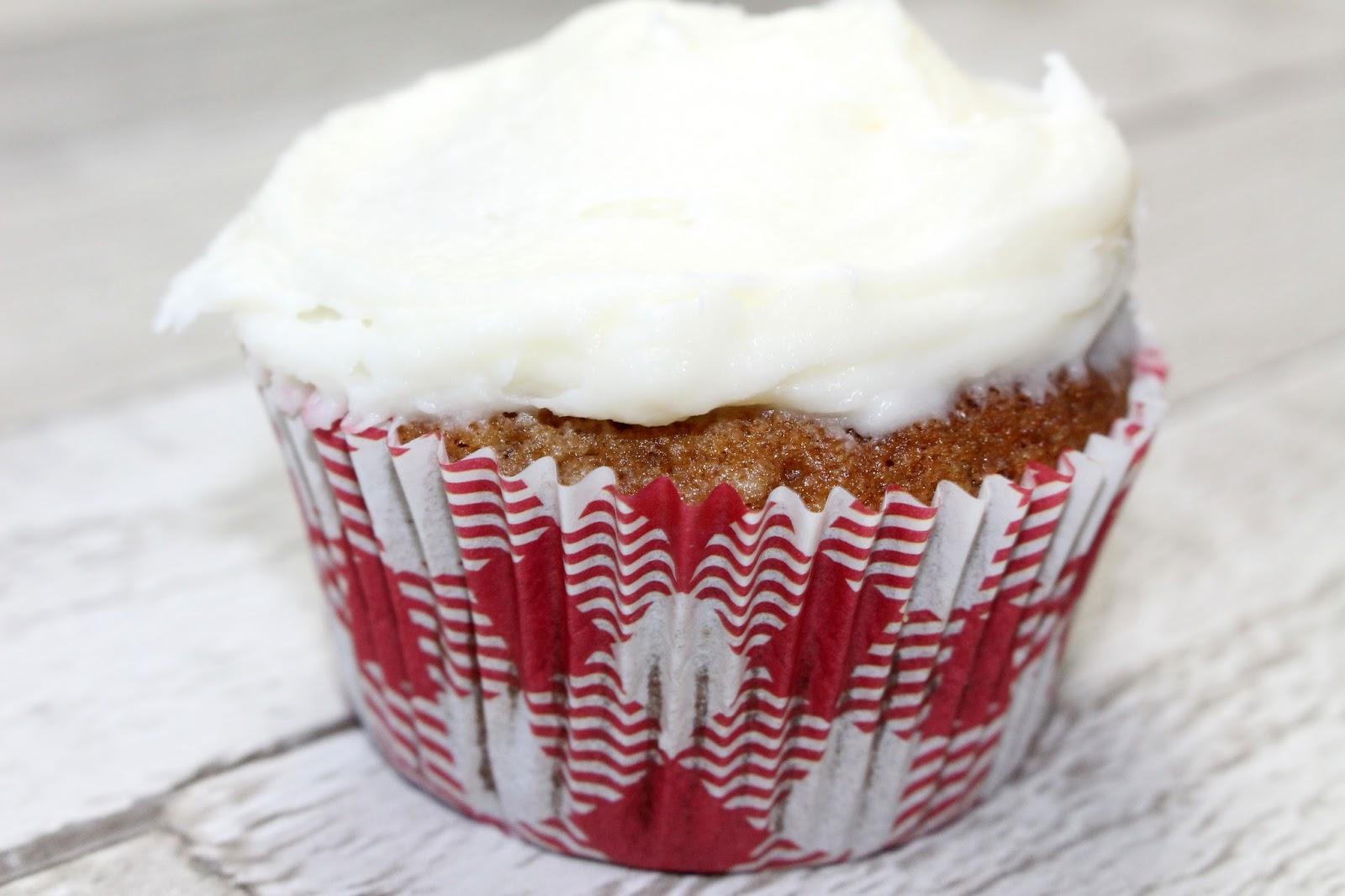 Carrot Cake Cupcakes - Live Well Bake Often