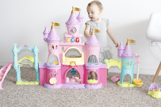 Endless Fun With Go-Go Enchanted Castle from Vtech
