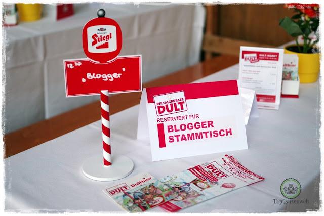 Gartenblog Topfgartenwelt Salzburger Dult 2017: Bloggerstammtisch auf der Dult