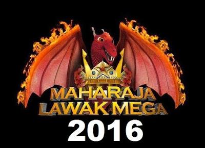 TONTON MAHARAJA LAWAK MEGA 2016 MINGGU 9