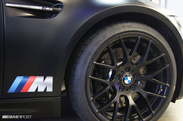 2012 BMW M3 DTM Champion Edition Rims View