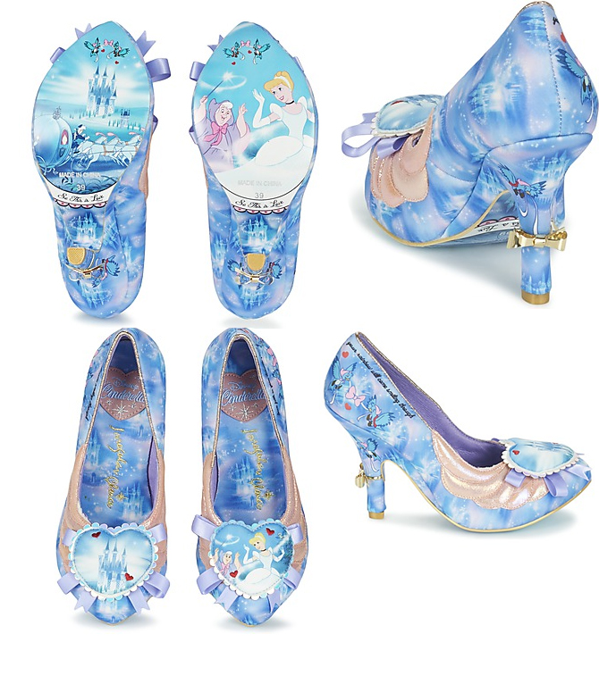 Irregular Choice Cinderella limited edition