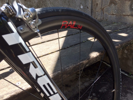 Review: November Rail 34 Carbon Clincher Wheelset