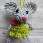 Patrones gratis ratones amigurumi | Free amigurumi patterns mice