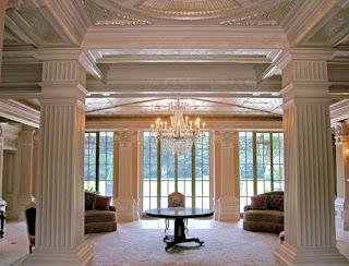 Окна из дерева в стиле классицизм