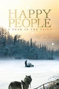 Poster Happy People: A Year in the Taiga