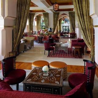 The palace café coffee shop