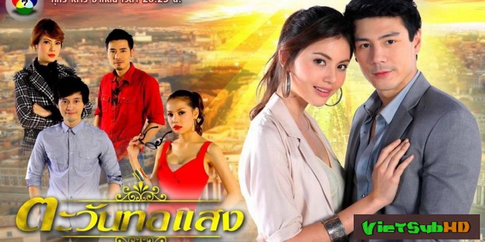 Phim Ánh Hoàng Hôn Rực Rỡ Hoàn Tất (13/13) VietSub HD | Tawan Tor Saeng 2016