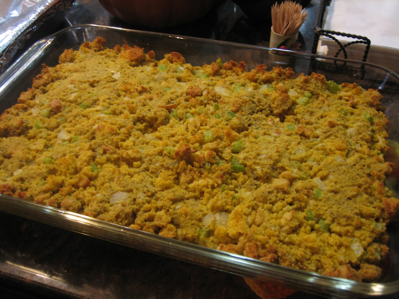 Discovering The Extraordinary: Thanksgiving, Gluten Free