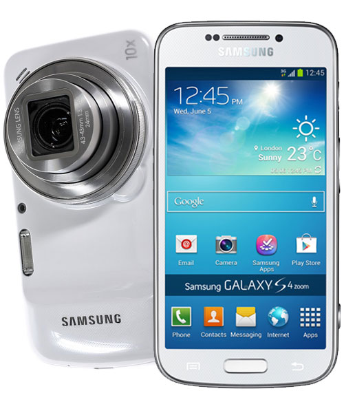 Samsung Galaxy S4 zoom Official Pictures