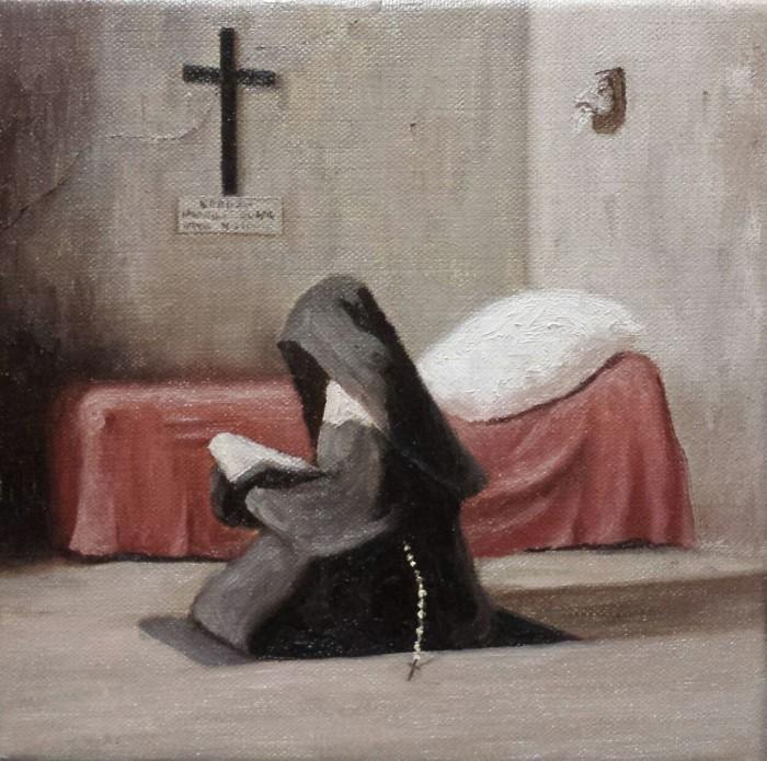 Британский художник. Constantino Baas